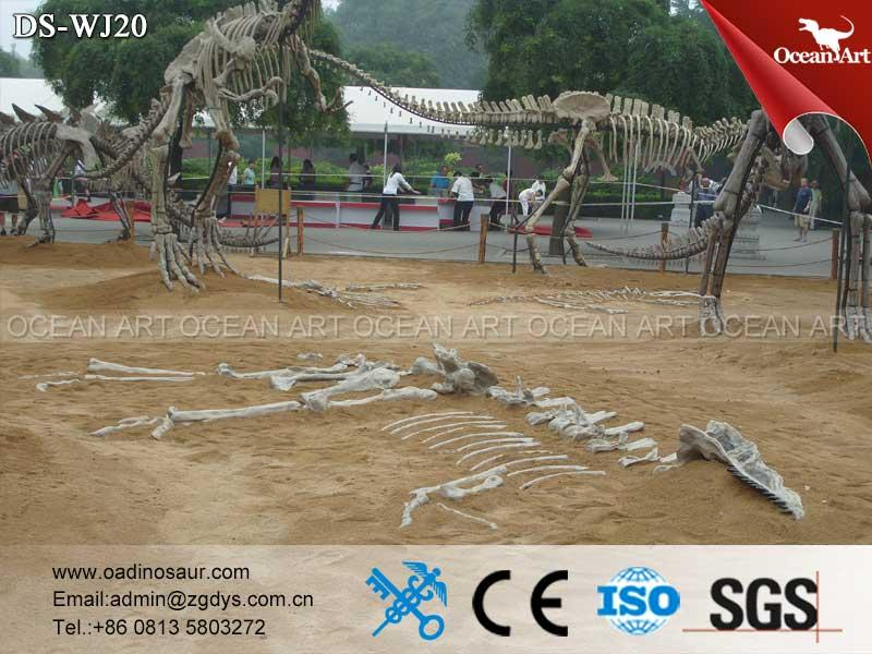 Burial_Site_of_Dinosaur_Skeleton