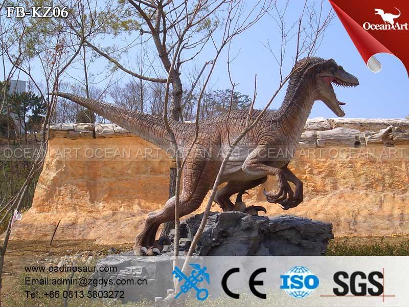 Fiberglass_Velociraptor