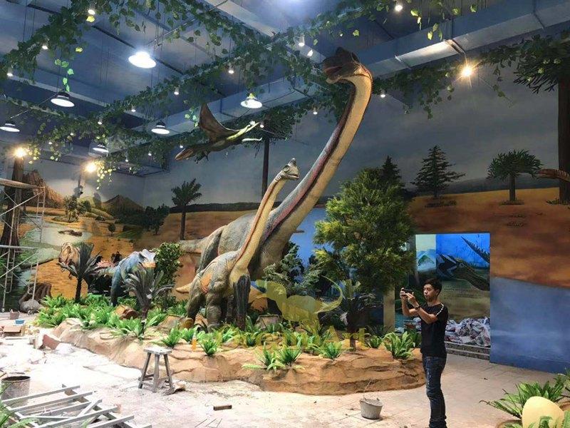 Museum Dinosaur Exhibition (1)