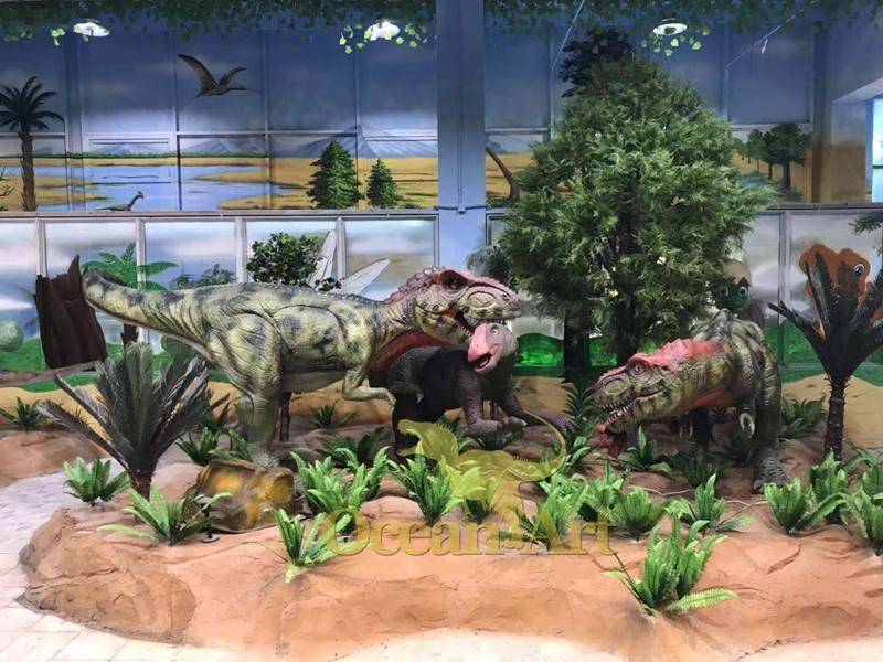 Museum Dinosaur Exhibition (4)