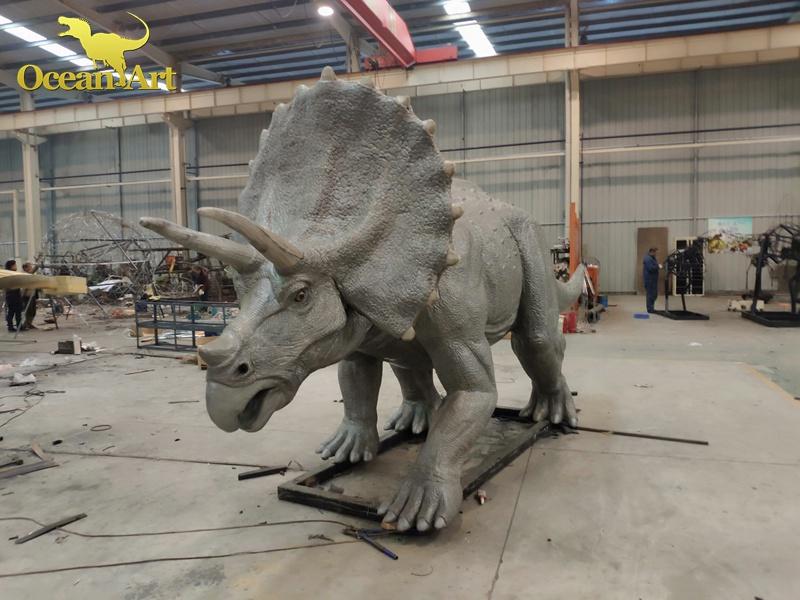 Animatronic Triceratops (5)
