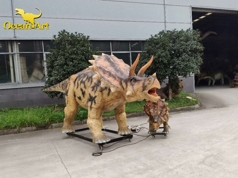 animatronic dinosaur testing (1)