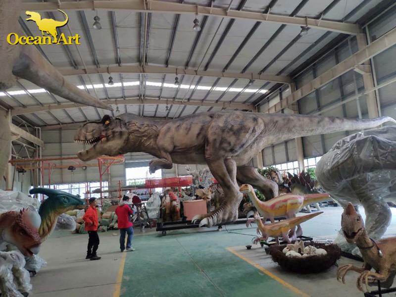animatronic dinosaur testing (2)