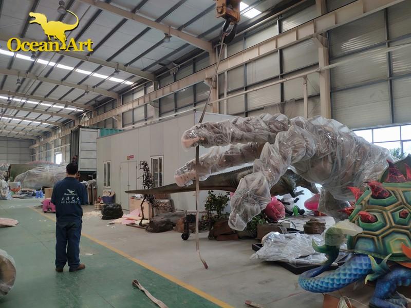 animatronic dinosaur packing (2)